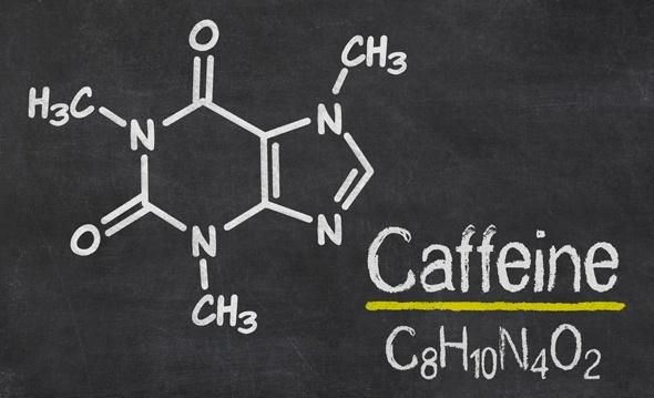 caffeine-molecular-structure