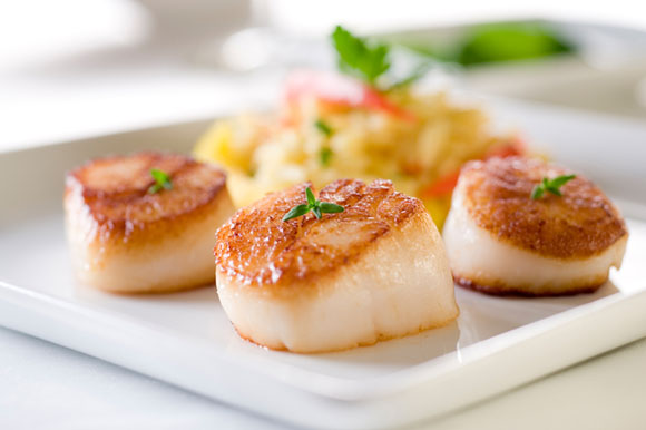 baked-scallops